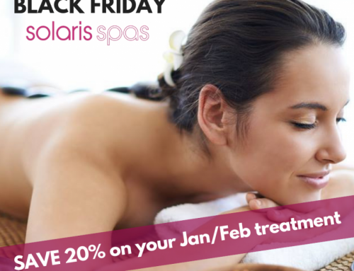 Black Friday at Solaris Spa